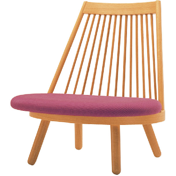 Etonnant Spoke Chair