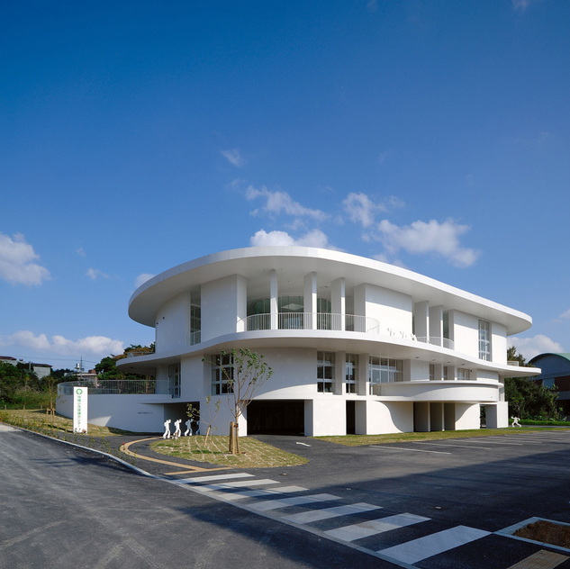 Children 39 s activity center in okinawa spoon tamago for Design hotel okinawa
