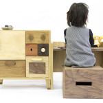 masahiro minami student work - kids furniture