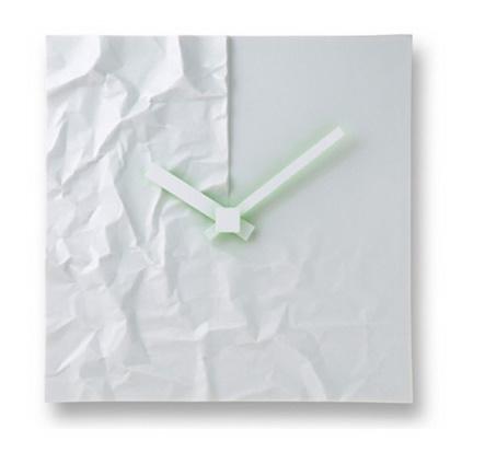 japoński zegar minimalizm
