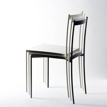 Milan 2010 - wire chair by nendo