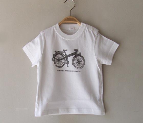chigo tee bike print