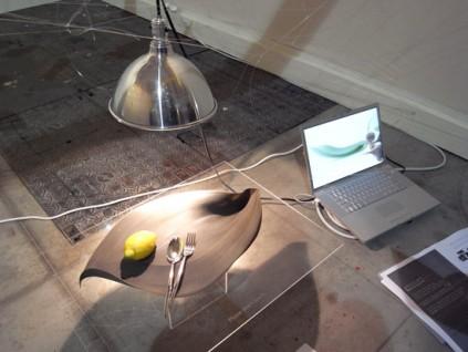 seasons by nao tamura installation 423x318 Seasons by Nao Tamura  wins the Salone Satellite Award
