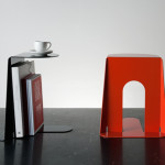bookend table by homeworks
