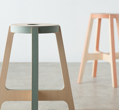 paperwood furniture by drill design 2 Paperwood Products by Drill  Design