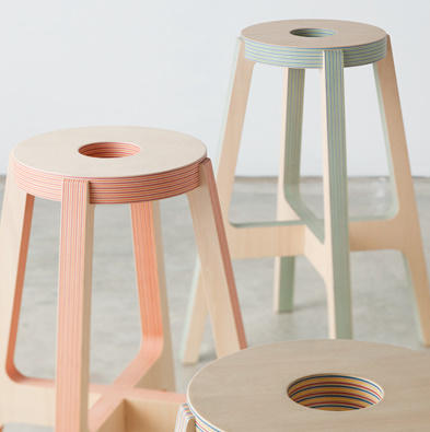 paperwood furniture by drill design 5 Paperwood Products by Drill  Design