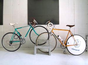 tenkei bicycle rack 3 Tenkei Concrete Bicycle Rack