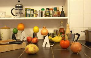 waiting by masakazu hori 4 Waiting | fruit stands by Masakazu  Hori