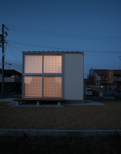 9 tsubo house project