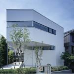 Okurayama House by Kiyonobu Nakagame Architects (5)