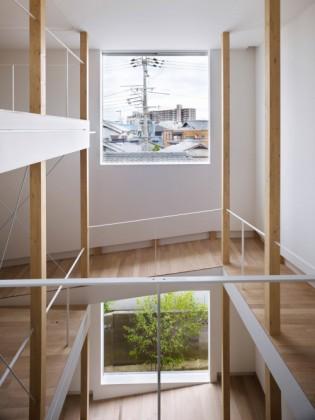 house of slope FujiwaraMuro 8 315x420 House of Slope by FujiwaraMuro Architects