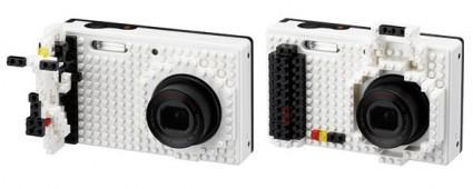 Pentx Nano Blocks 425x170 Pentax Optio lets you customize your camera with nano blocks