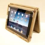 sasaki kogei wooden iPad case 4