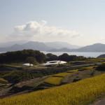 Teshima Museum by Ryuei Nishizawa Rei Naito