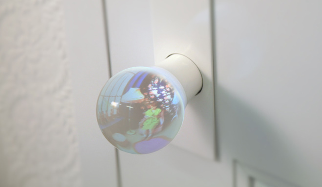 A Room in the Glass Globe 1