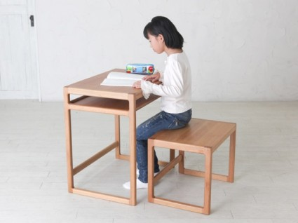 IMG 1875 thumb 600x450 741 425x318 Nest Desk by Oji Masanori