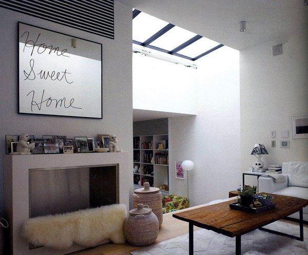 Sendagaya house - modern living (4)