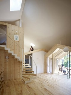 Yano03 238x318 Architectural Review Emerging Architecture Awards | Takagi Yoshichika Architects