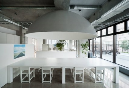 MR Design Office by Schemata 6 425x292 MR Design   aka Kenjiro Sano   gets a new office