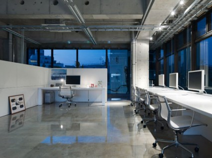 MR Design Office by Schemata 9 425x318 MR Design   aka Kenjiro Sano   gets a new office
