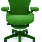 HermanMiller Aeron chair x Makoto Azuma