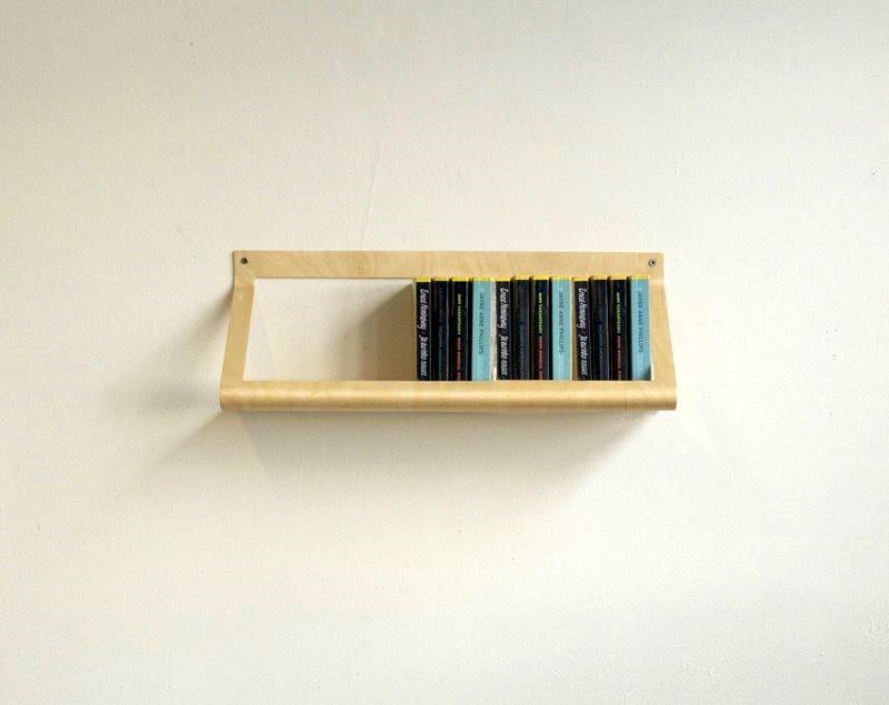 Some bookshelf .