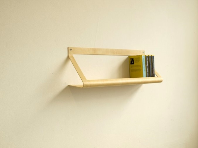 Nakanishi bookshelf side