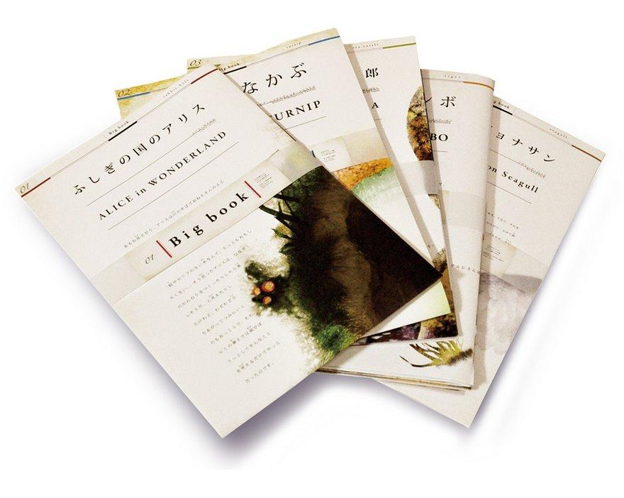 Big Book by Mao Fujimoto