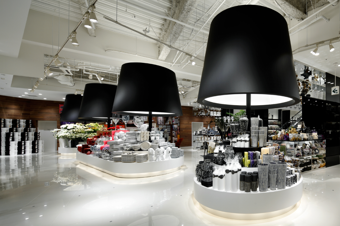 Interior Designer Japan New Francfranc Store In Hakata By