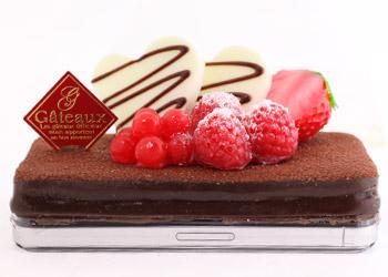 Choco Cake Case