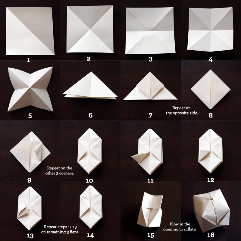 Pics Photos This Paper Craft Is An Origami Soma Cube 3d