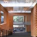Musashino Art University Library by Sou FujimotoArchitects (7)