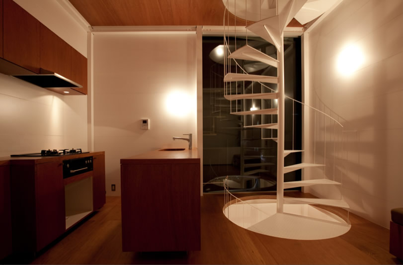 small house by unemori architects spoon tamago