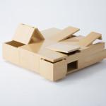 Kai Table by Naoki Hirakoso and Takamitsu Hirataka