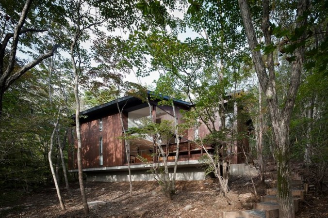 Tiered Lodge by Naoi Architecture & Design Office (2)
