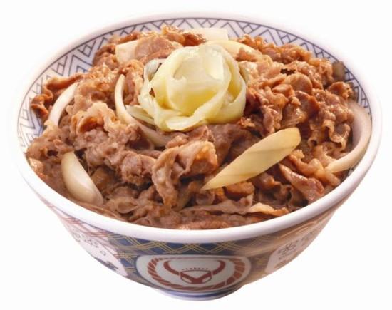 Yoshinoya Gyudon