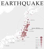 The 2011 Tohoku earthquake and tsunami