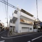 Torafu House in Meguro-honcho (2)