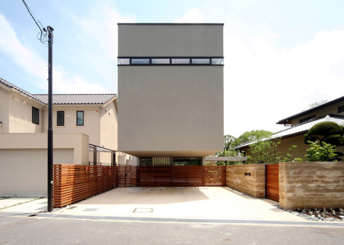 House in Senri - Shogo Iwata (1)