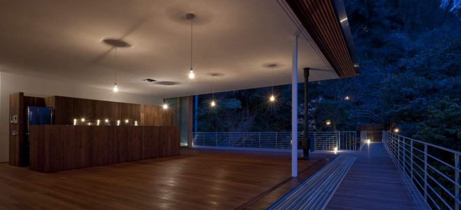 Kinder Garden: House To Catch The Mountain By Tezuka Architects