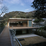 house to catch a mountain - tezuka architects (3)