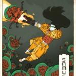 ukiyoe nintendo - samus