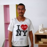 Takeshi Miyakawa - spoon-tamago studio visit (portrait)