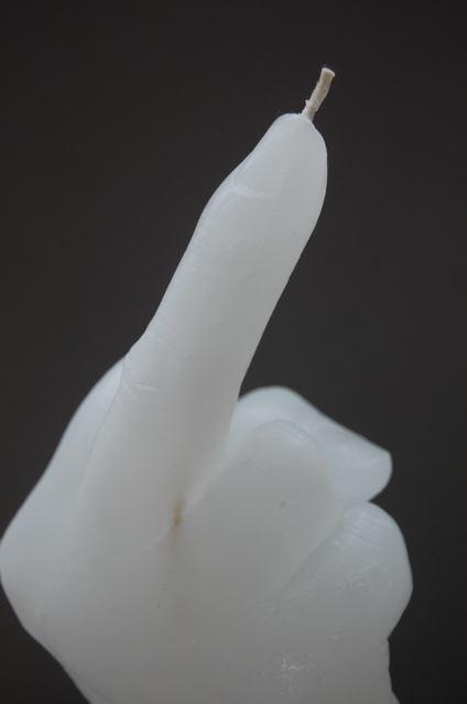 nao matsumoto middlefingercandle 1