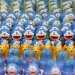 hiroshi fuji kaeru toy installation (6)