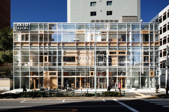 Takeo Kikuchi Shibuya Flagship (5)
