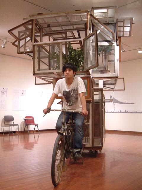 Sakaguchi Kyohei solar_zero_yen_house