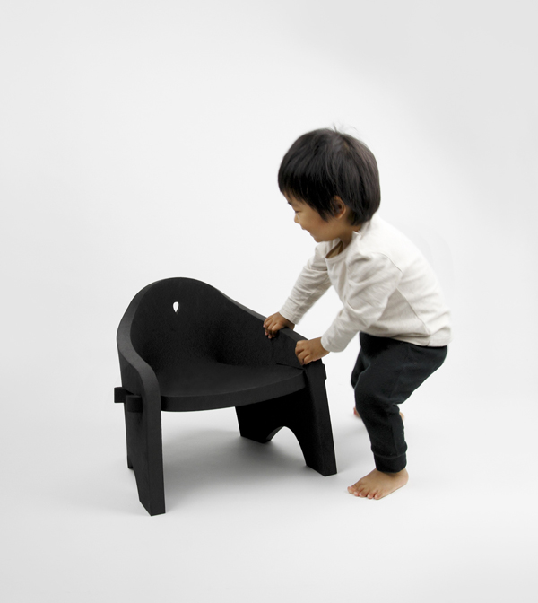 Outstanding The Kid Friendly Owl Chair By Satoshi Itasaka Spoon Tamago Ibusinesslaw Wood Chair Design Ideas Ibusinesslaworg