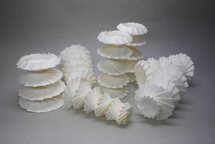 Hi-Tech 3D Origami by Jun Mitani | Spoon & Tamago - photo#8