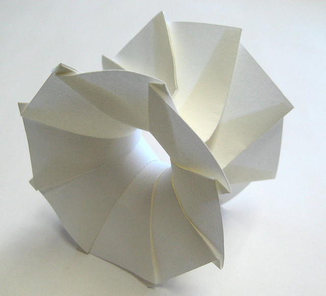 Hi-Tech 3D Origami by Jun Mitani | Spoon & Tamago - photo#36